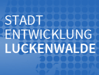 Stadtentwicklung Luckenwalde - Logo