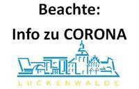Informationen zu Corona